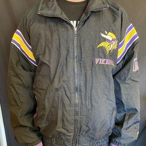 Vintage Vikings jacket